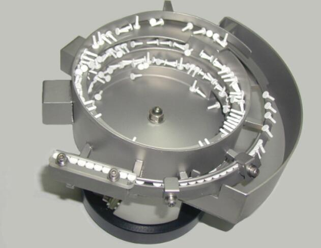 振动盘维修常见故障及排除方法简单概述